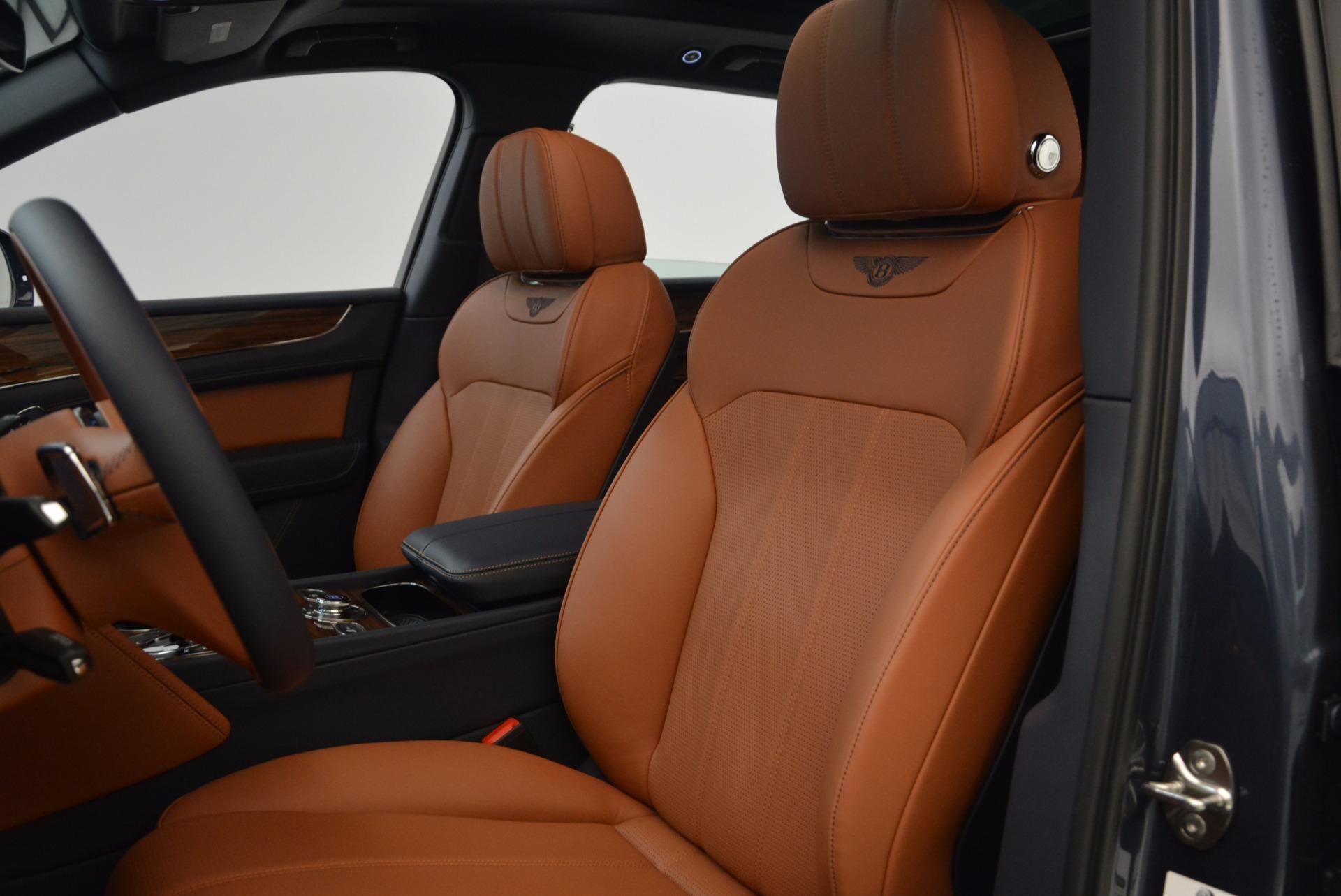 Used 2018 Bentley Bentayga Onyx For Sale In Westport, CT 1651_p20
