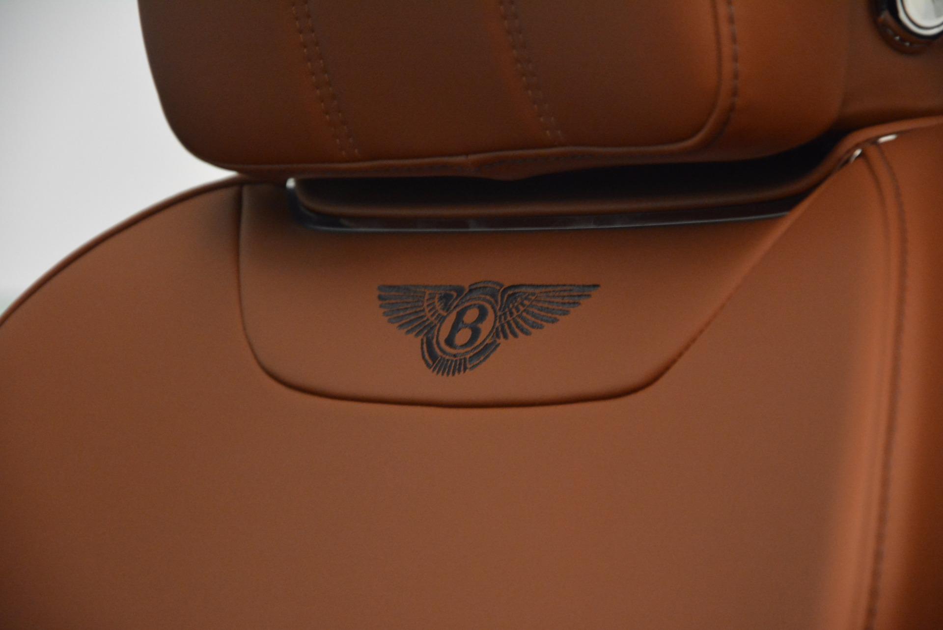 Used 2018 Bentley Bentayga Onyx For Sale In Westport, CT 1651_p21