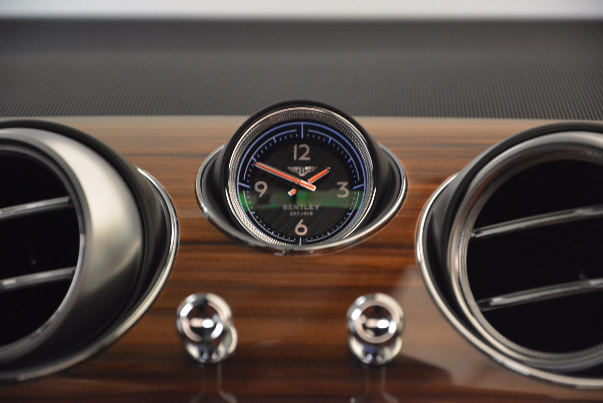 Used 2018 Bentley Bentayga Onyx For Sale In Westport, CT 1651_p22