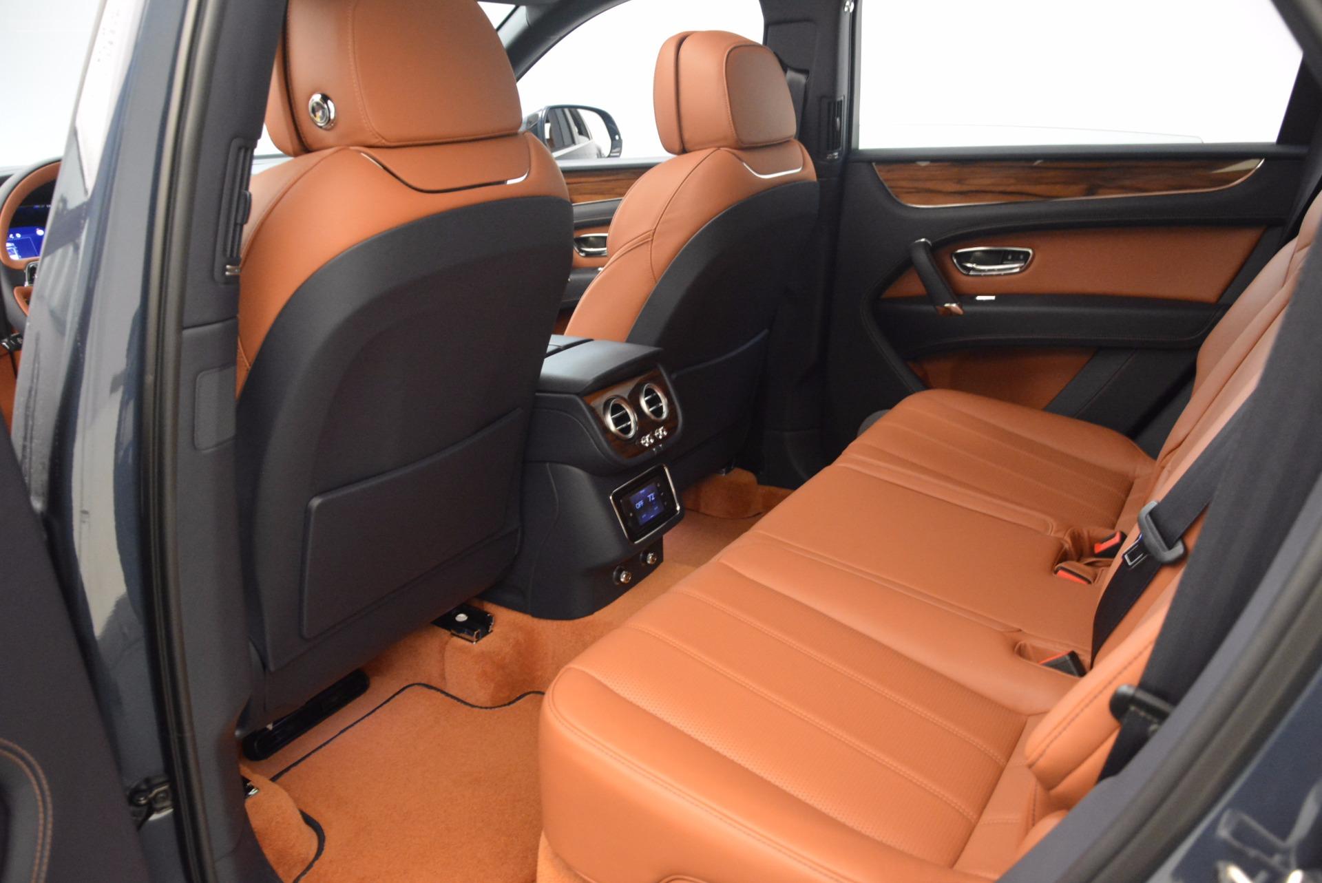 Used 2018 Bentley Bentayga Onyx For Sale In Westport, CT 1651_p24