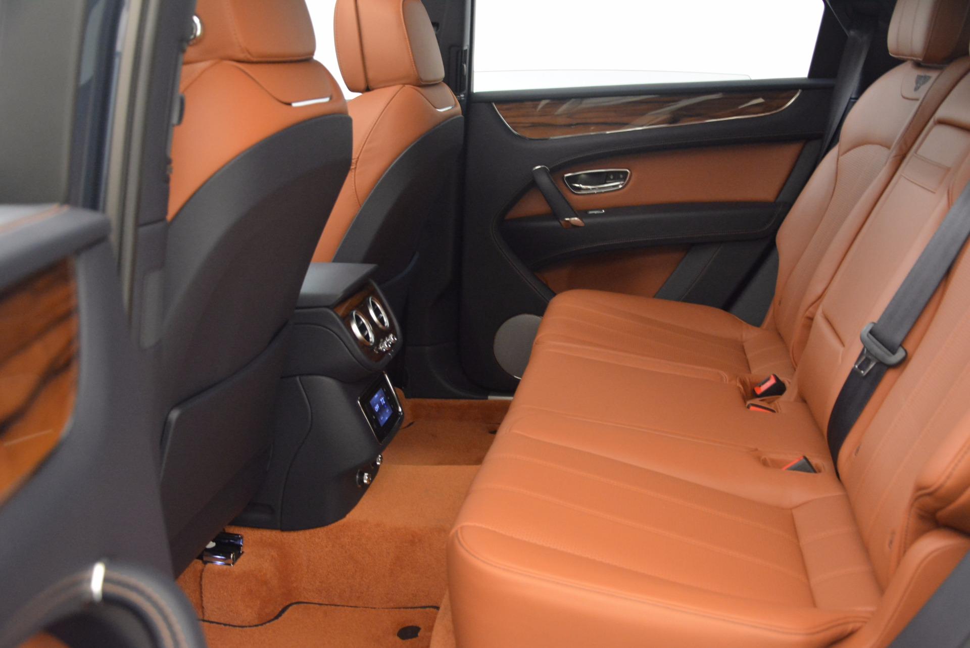 Used 2018 Bentley Bentayga Onyx For Sale In Westport, CT 1651_p26