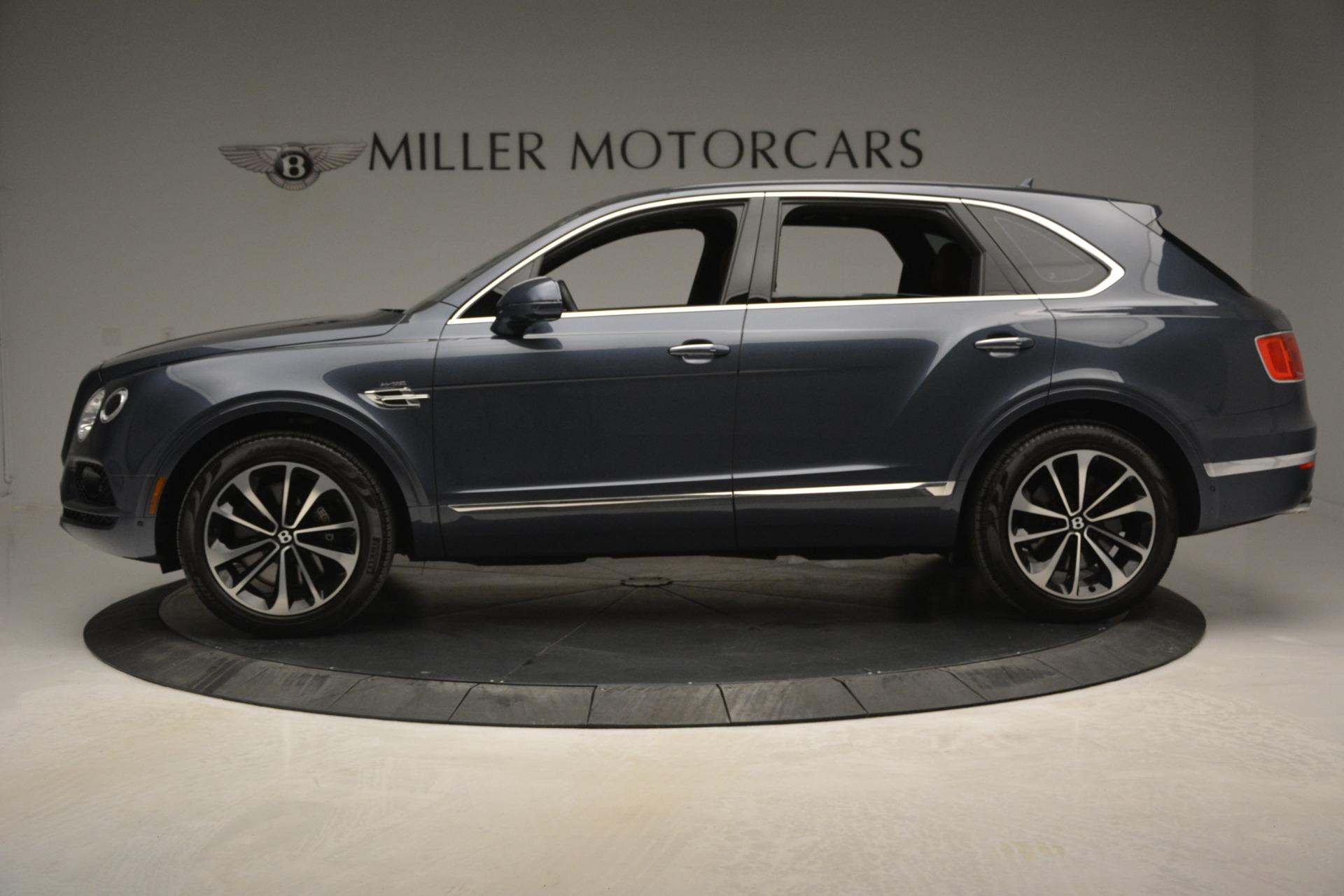 Used 2018 Bentley Bentayga Onyx For Sale In Westport, CT 1651_p3