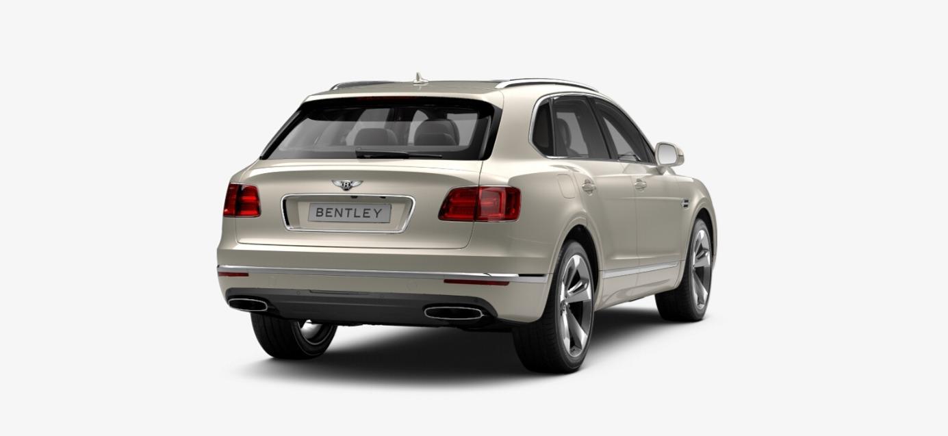New 2018 Bentley Bentayga Signature For Sale In Westport, CT 1652_p3