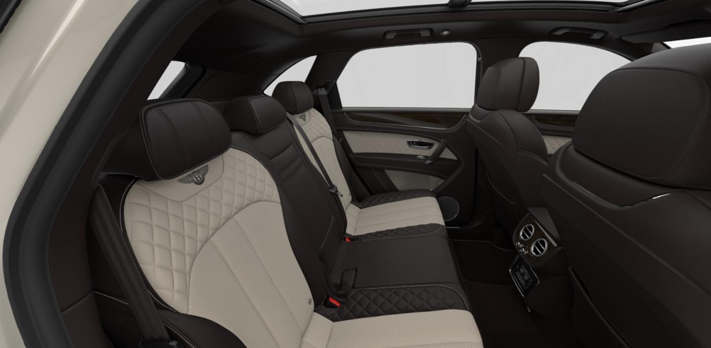 New 2018 Bentley Bentayga Signature For Sale In Westport, CT 1652_p8