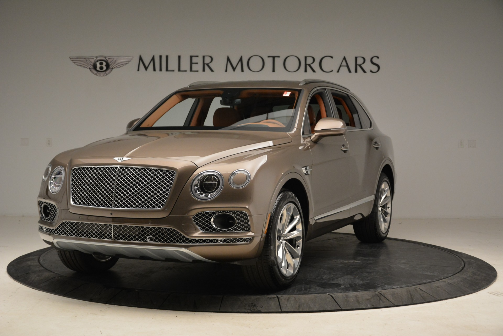 New 2018 Bentley Bentayga Signature For Sale In Westport, CT