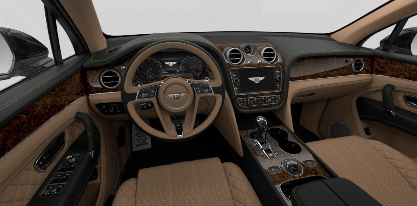 New 2018 Bentley Bentayga Onyx For Sale In Westport, CT 1655_p6