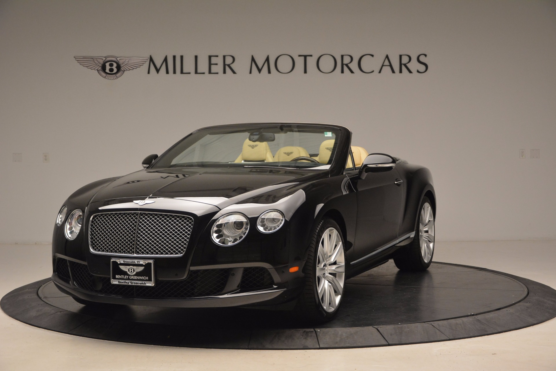 Used 2012 Bentley Continental GT W12 For Sale In Westport, CT