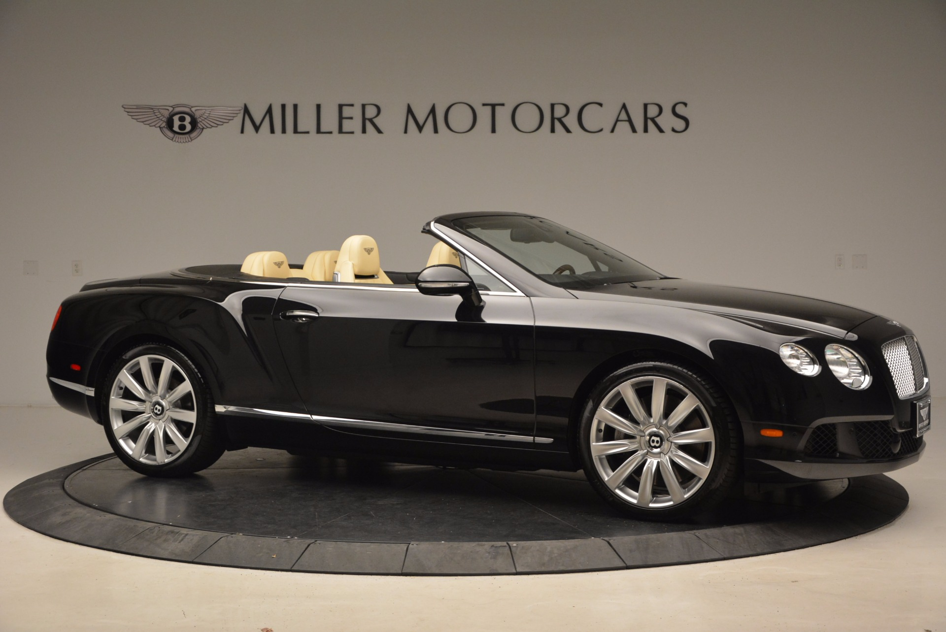 Used 2012 Bentley Continental GT W12 For Sale In Westport, CT 1656_p10