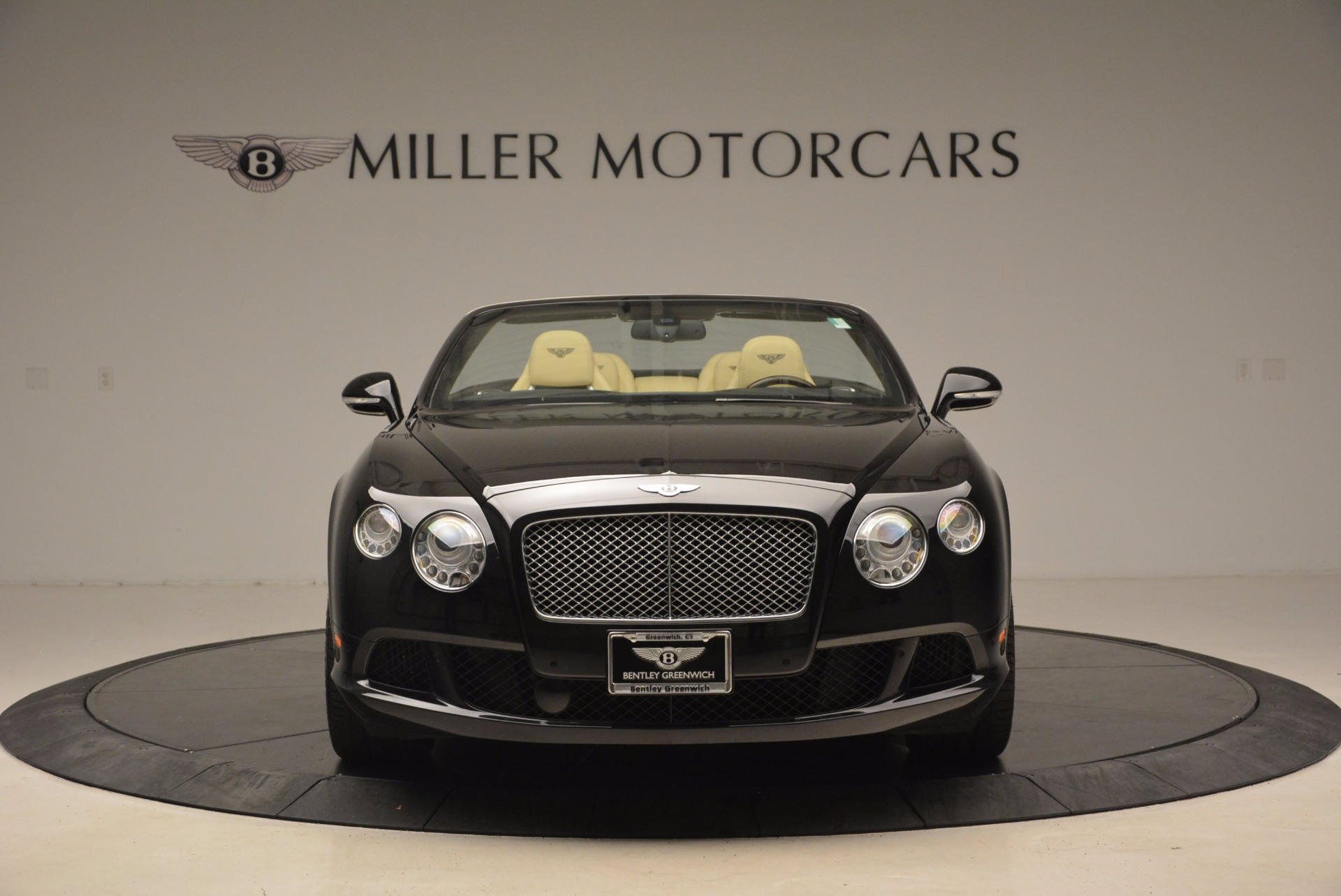 Used 2012 Bentley Continental GT W12 For Sale In Westport, CT 1656_p12