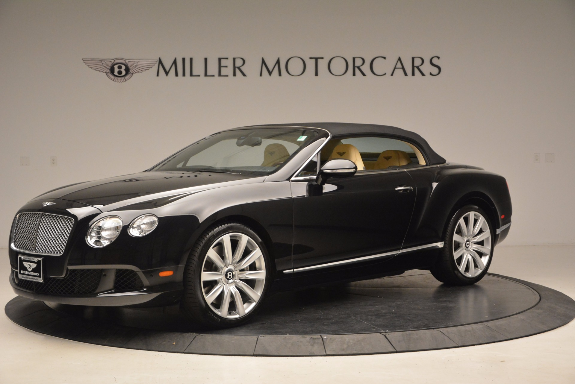 Used 2012 Bentley Continental GT W12 For Sale In Westport, CT 1656_p14
