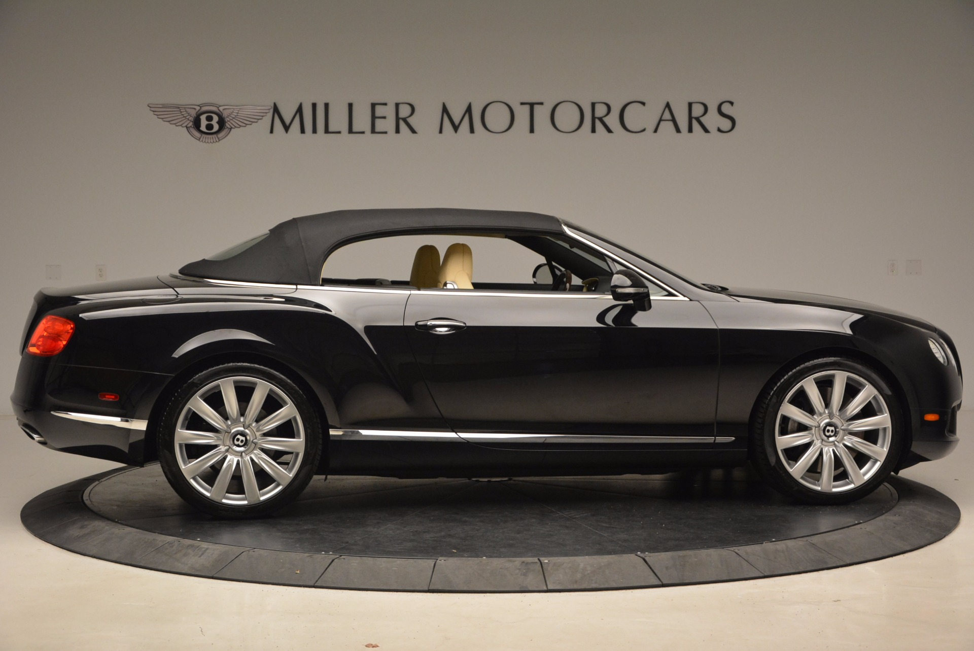 Used 2012 Bentley Continental GT W12 For Sale In Westport, CT 1656_p19