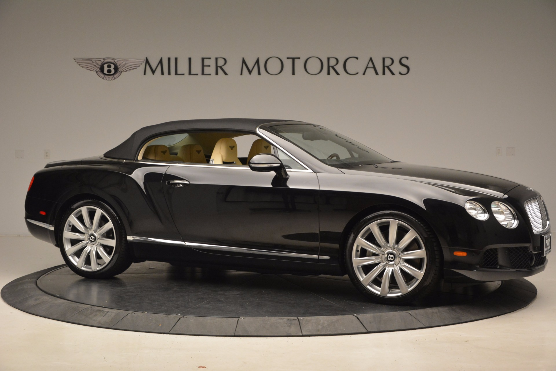 Used 2012 Bentley Continental GT W12 For Sale In Westport, CT 1656_p21