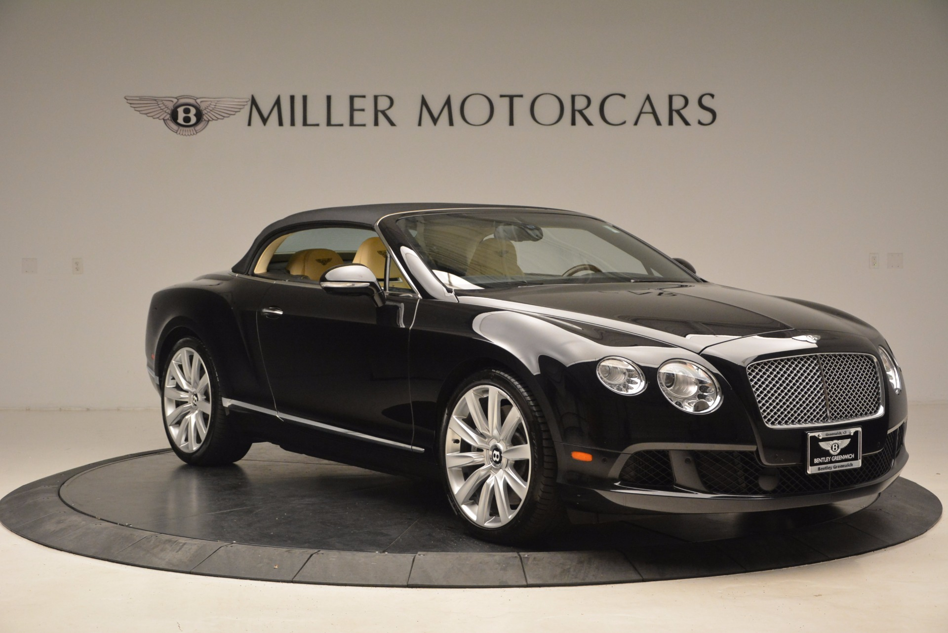 Used 2012 Bentley Continental GT W12 For Sale In Westport, CT 1656_p22