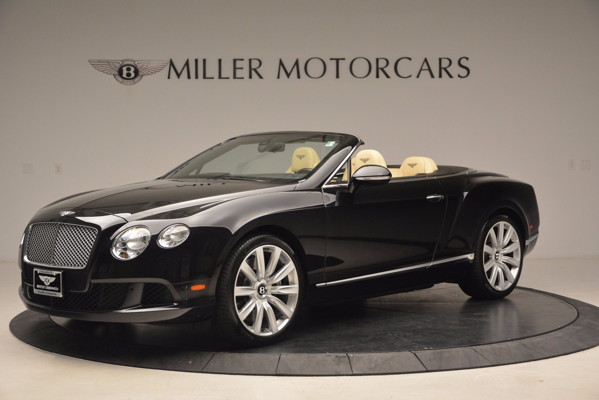 Used 2012 Bentley Continental GT W12 For Sale In Westport, CT 1656_p2
