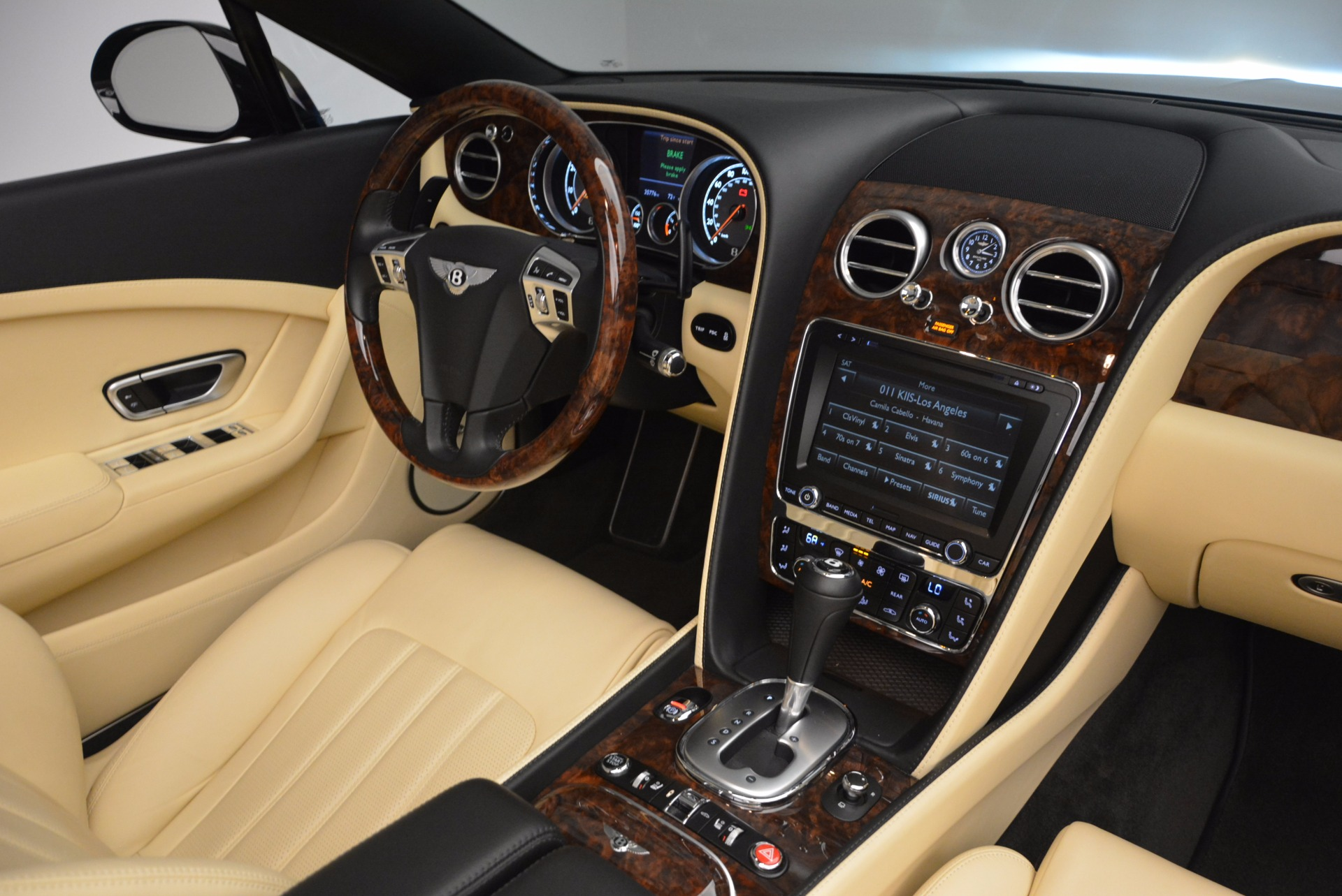 Used 2012 Bentley Continental GT W12 For Sale In Westport, CT 1656_p41