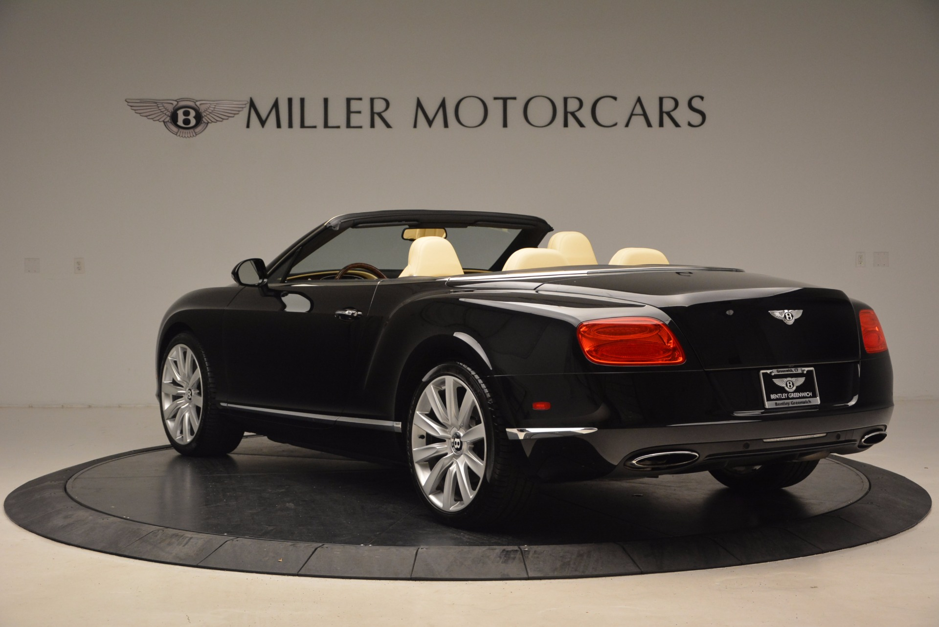 Used 2012 Bentley Continental GT W12 For Sale In Westport, CT 1656_p5
