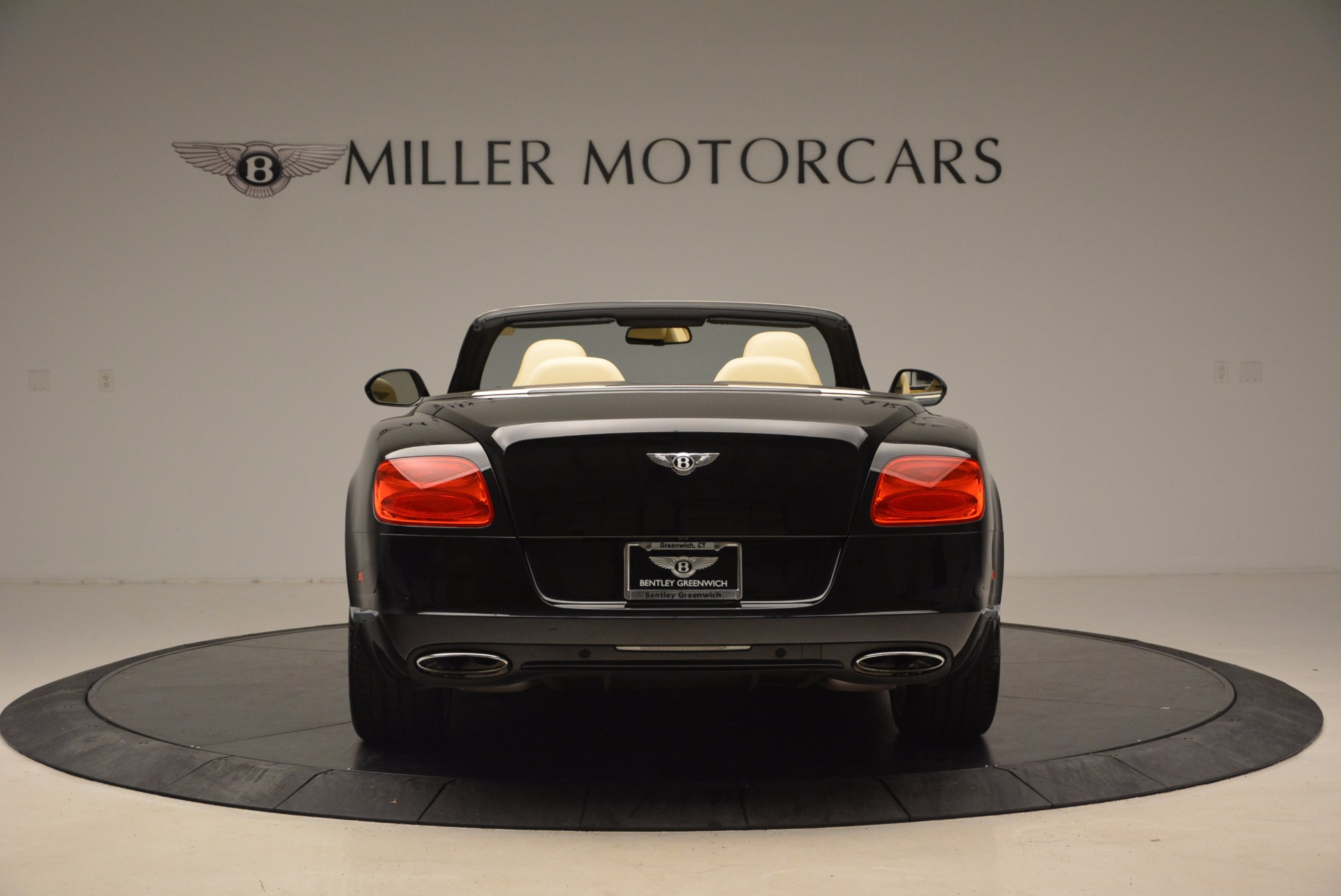 Used 2012 Bentley Continental GT W12 For Sale In Westport, CT 1656_p6
