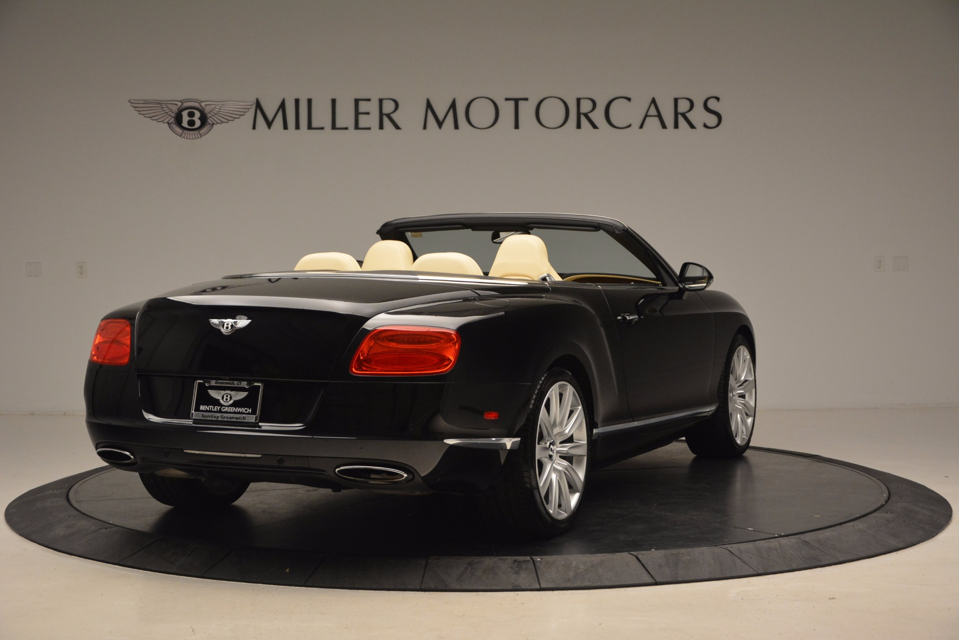 Used 2012 Bentley Continental GT W12 For Sale In Westport, CT 1656_p7