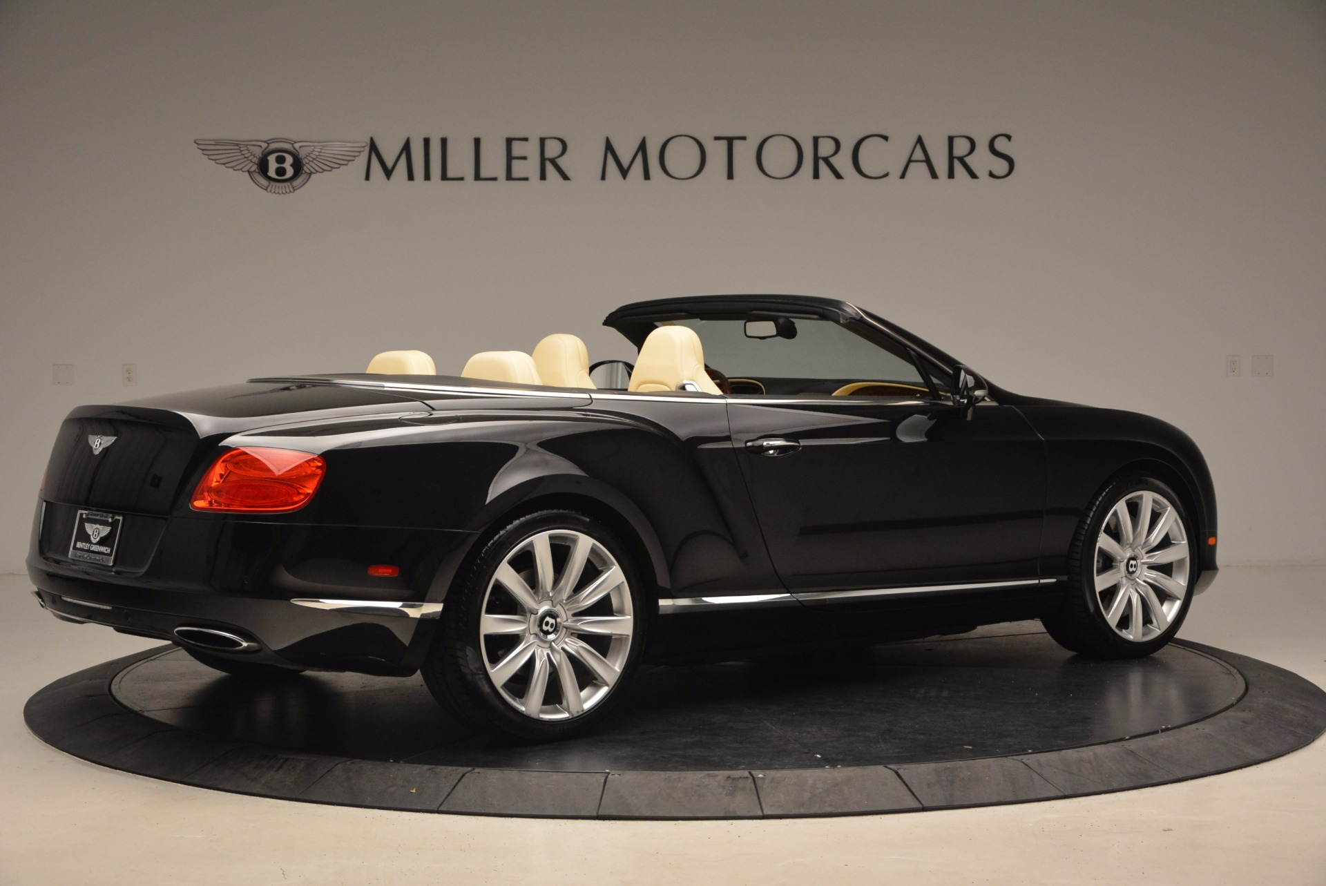 Used 2012 Bentley Continental GT W12 For Sale In Westport, CT 1656_p8