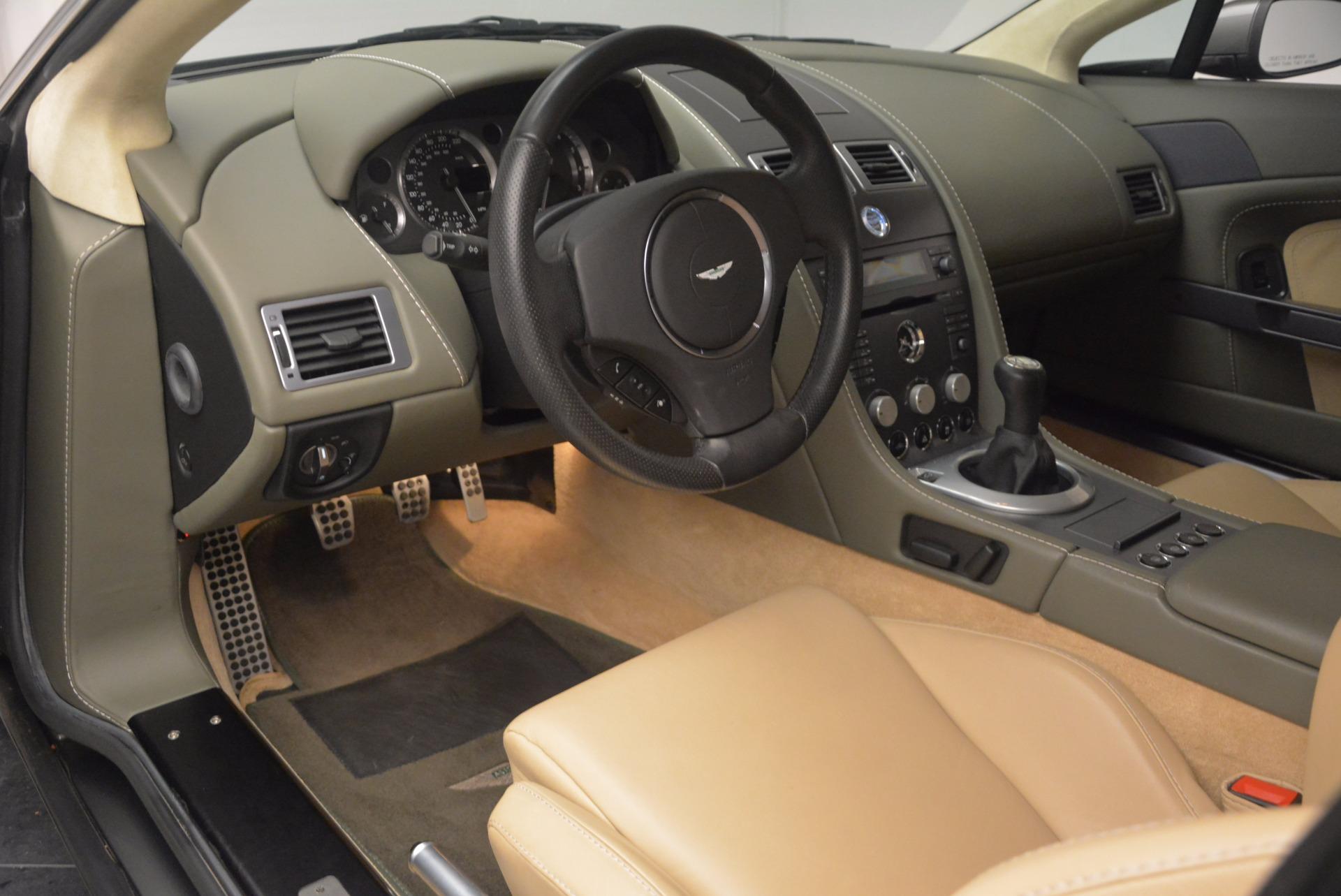 Used 2006 Aston Martin V8 Vantage  For Sale In Westport, CT 1658_p14