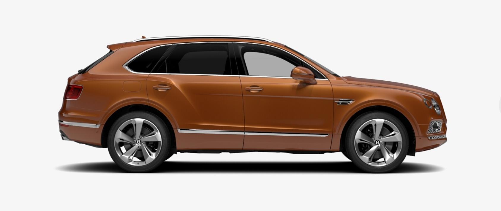 New 2018 Bentley Bentayga Signature For Sale In Westport, CT 1659_p2