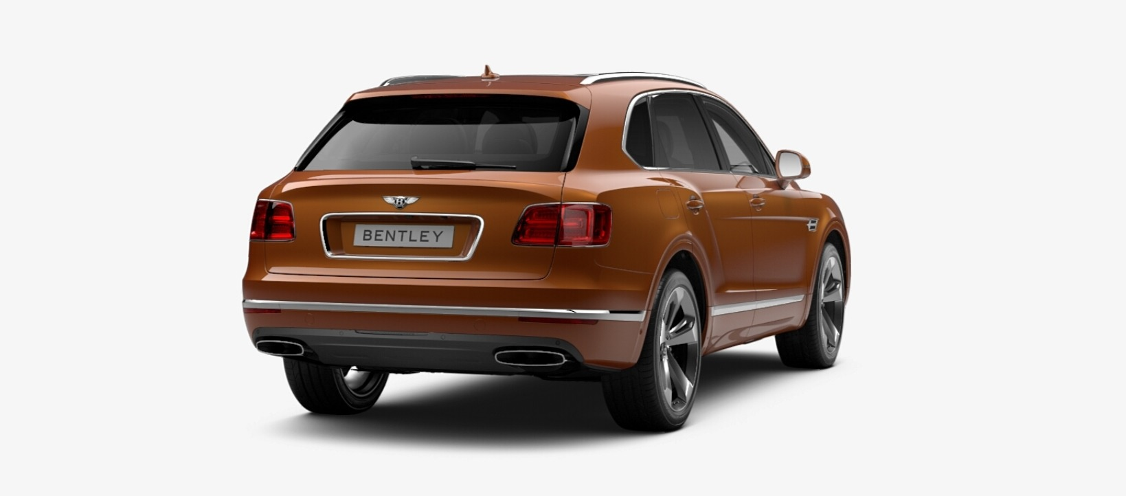 New 2018 Bentley Bentayga Signature For Sale In Westport, CT 1659_p3