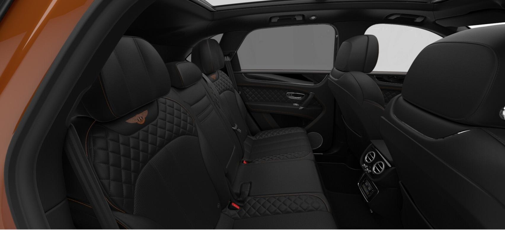 New 2018 Bentley Bentayga Signature For Sale In Westport, CT 1659_p8