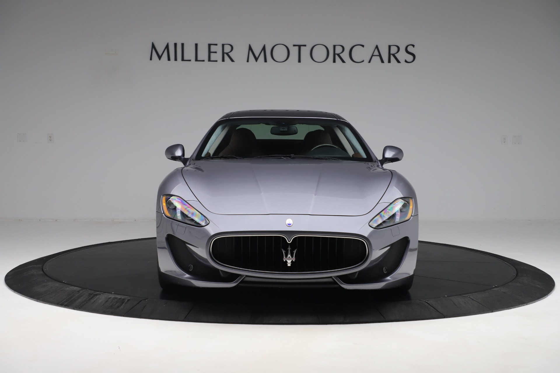 Used 2016 Maserati GranTurismo Sport For Sale In Westport, CT 166_p12
