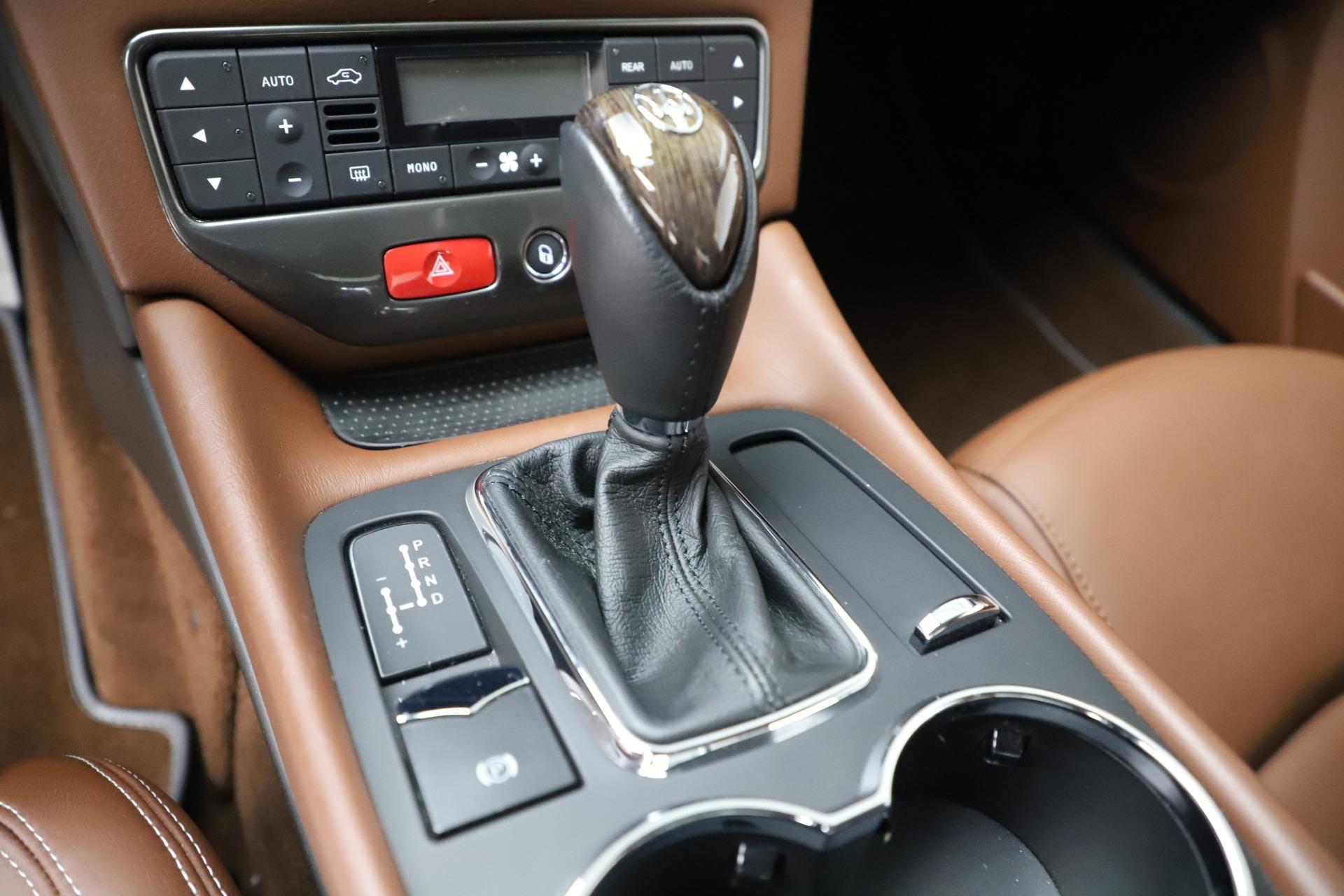 Used 2016 Maserati GranTurismo Sport For Sale In Westport, CT 166_p17