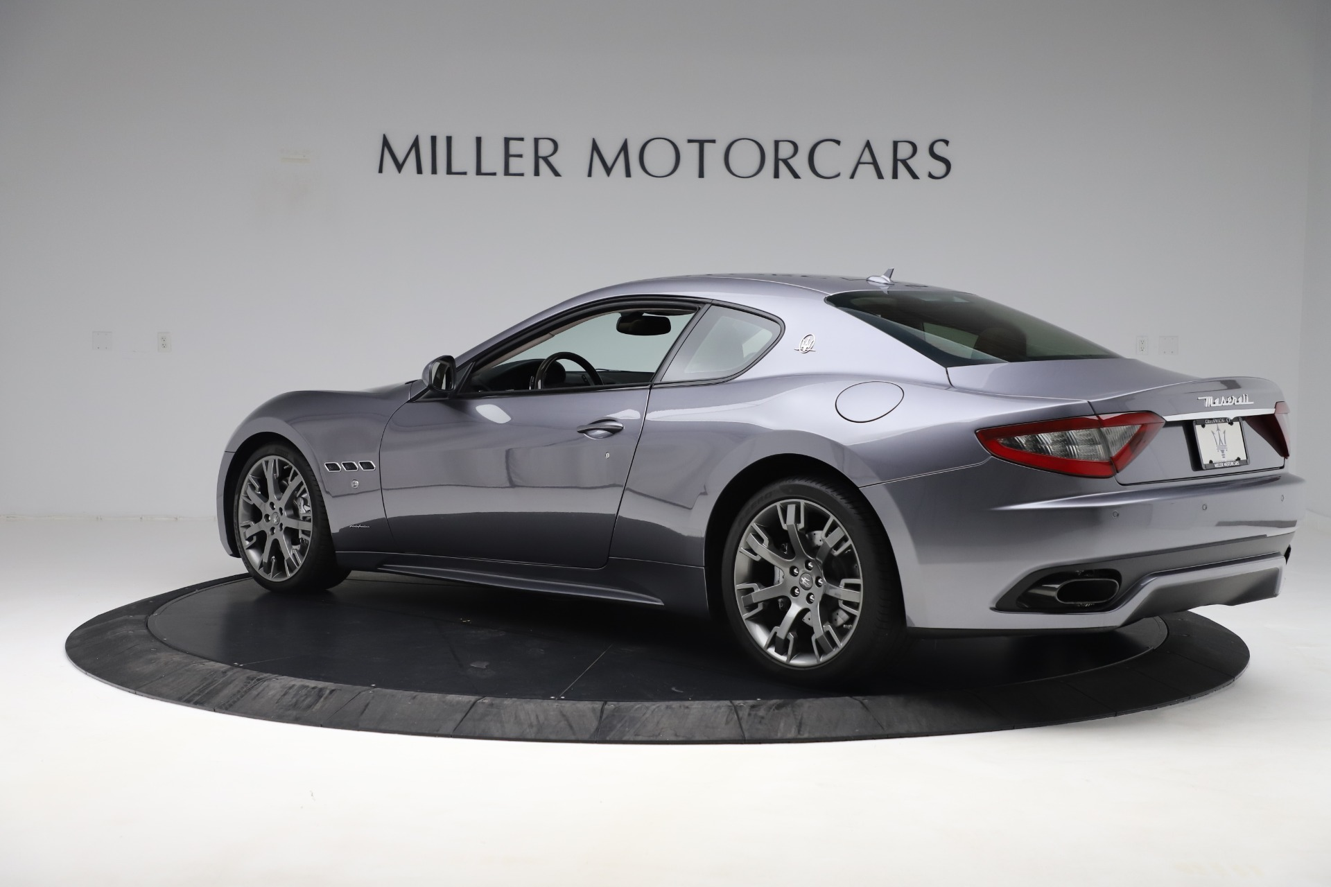 Used 2016 Maserati GranTurismo Sport For Sale In Westport, CT 166_p4