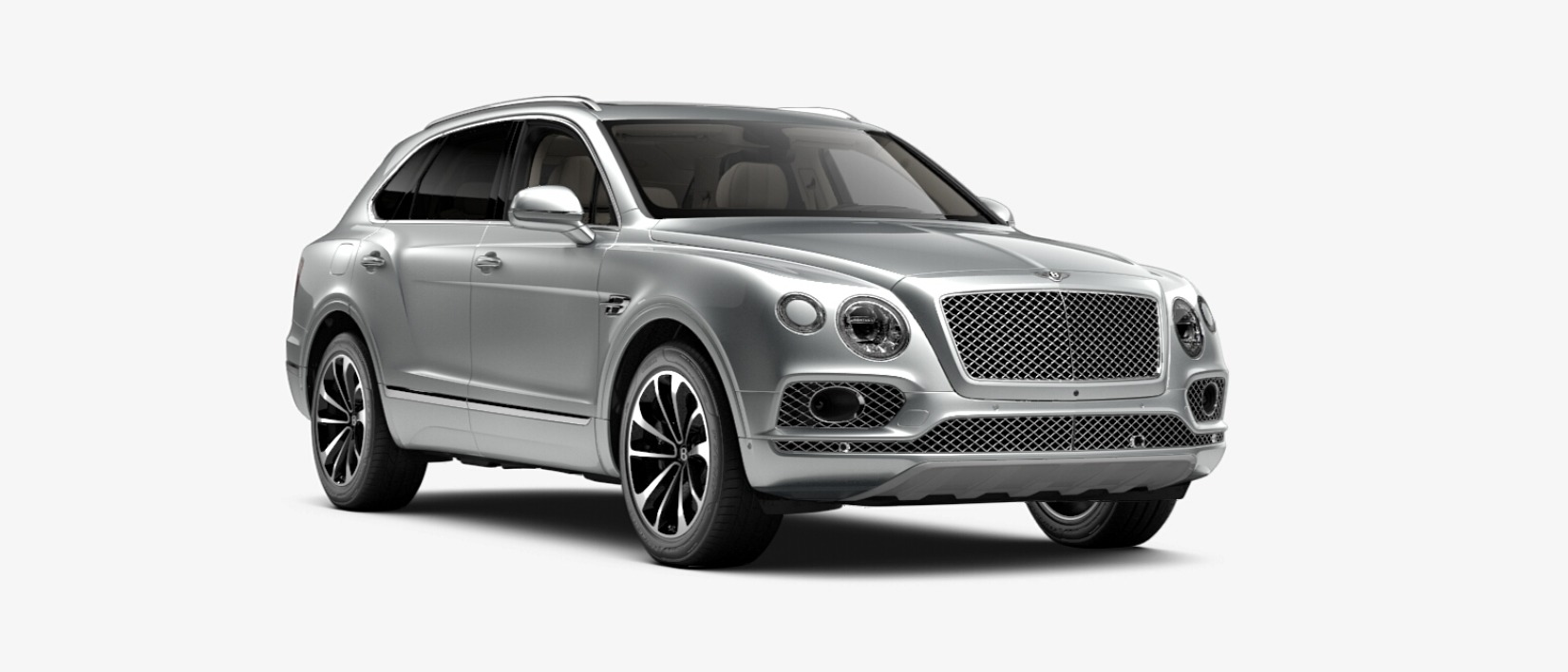 New 2018 Bentley Bentayga Signature For Sale In Westport, CT 1660_main