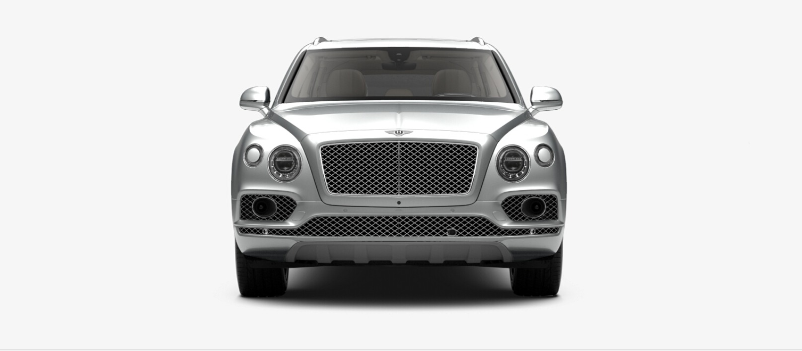 New 2018 Bentley Bentayga Signature For Sale In Westport, CT 1660_p5