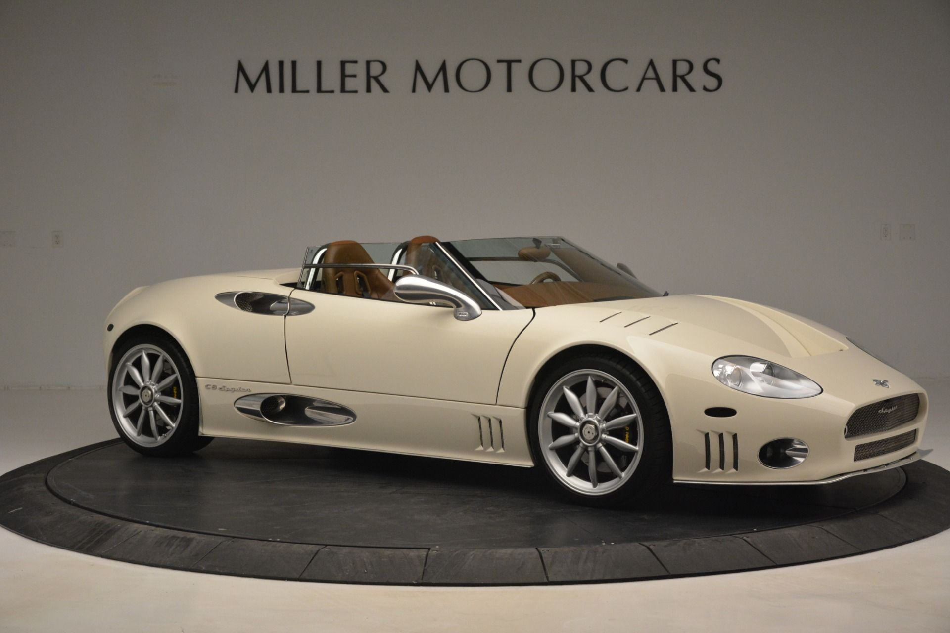 Used 2006 Spyker C8 Spyder  For Sale In Westport, CT 1661_p10