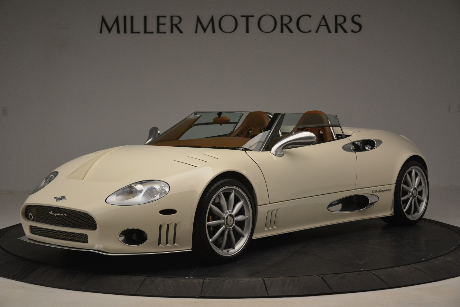 Used 2006 Spyker C8 Spyder  For Sale In Westport, CT 1661_p2