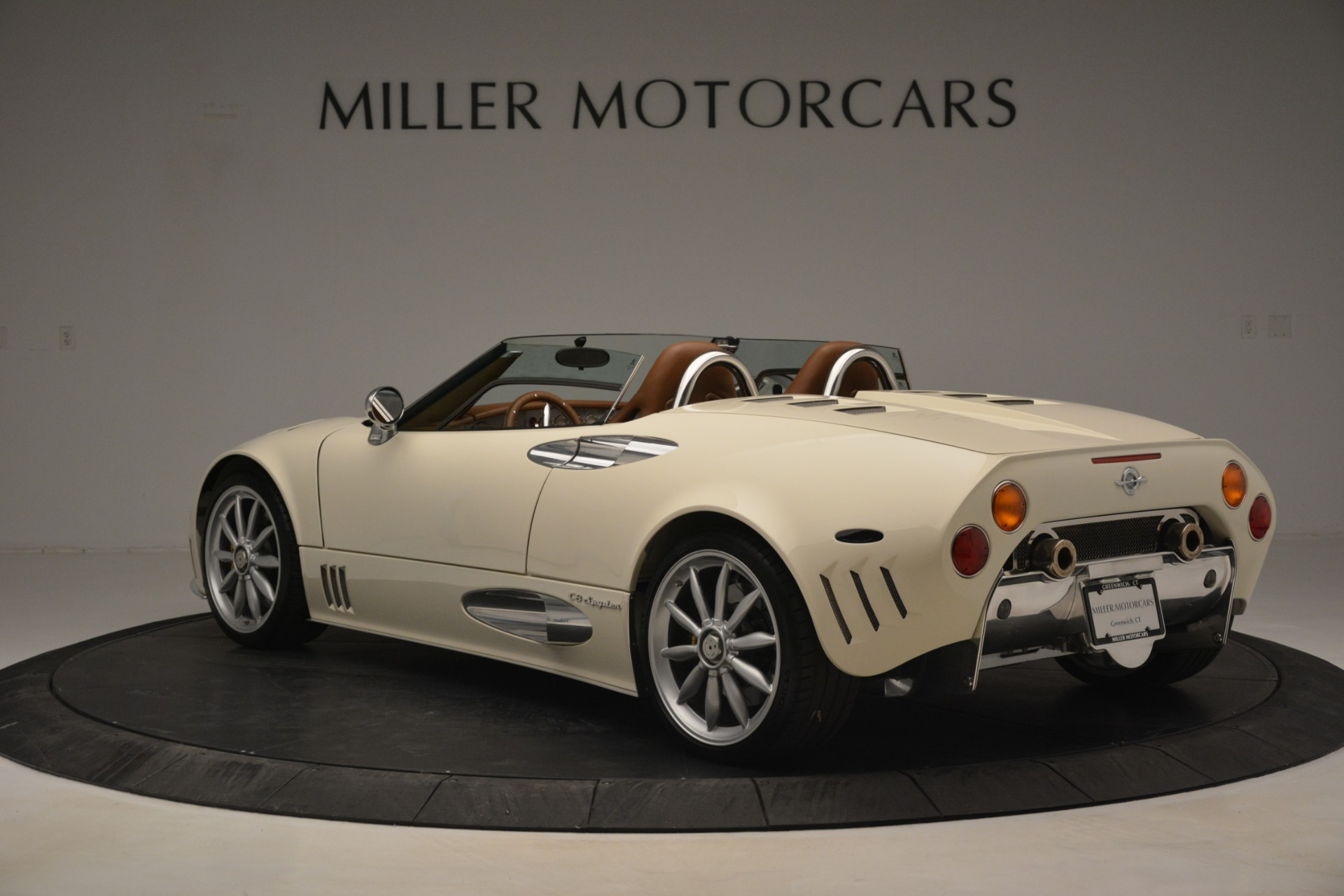 Used 2006 Spyker C8 Spyder  For Sale In Westport, CT 1661_p5