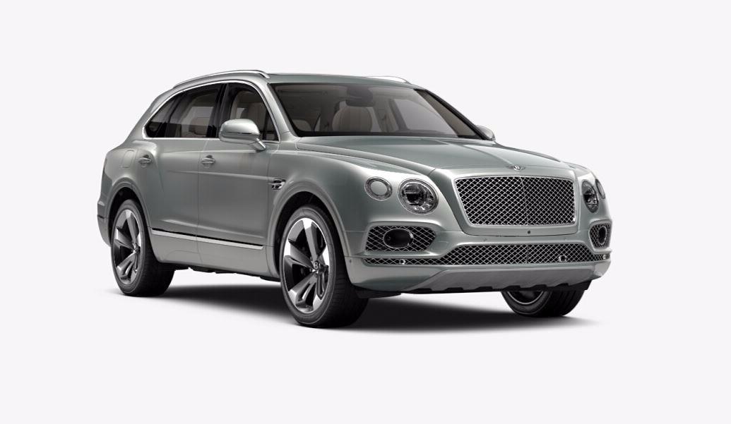 New 2018 Bentley Bentayga Signature For Sale In Westport, CT 1662_main