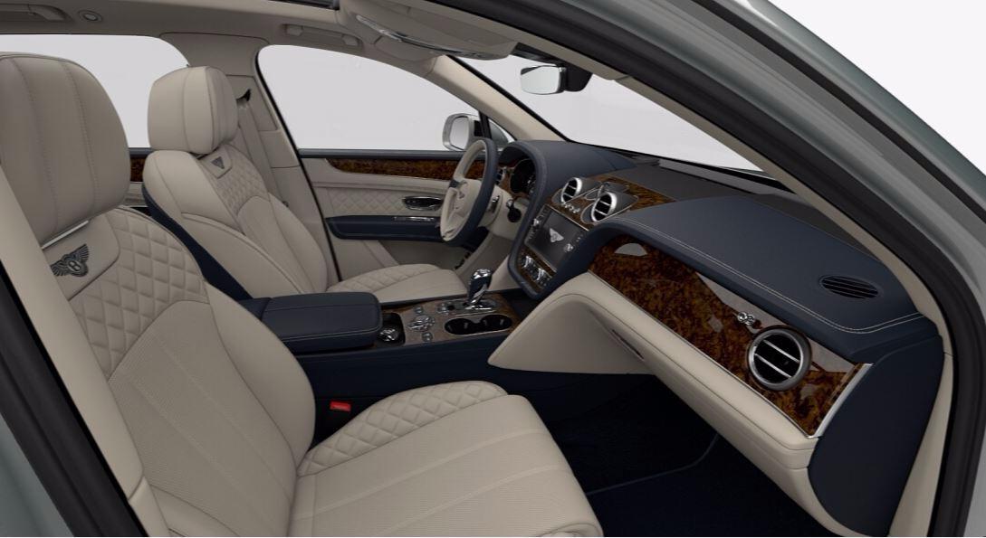 New 2018 Bentley Bentayga Signature For Sale In Westport, CT 1662_p7