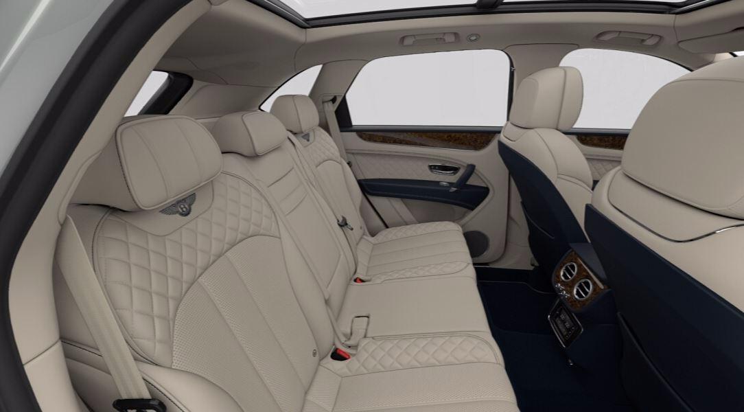 New 2018 Bentley Bentayga Signature For Sale In Westport, CT 1662_p8