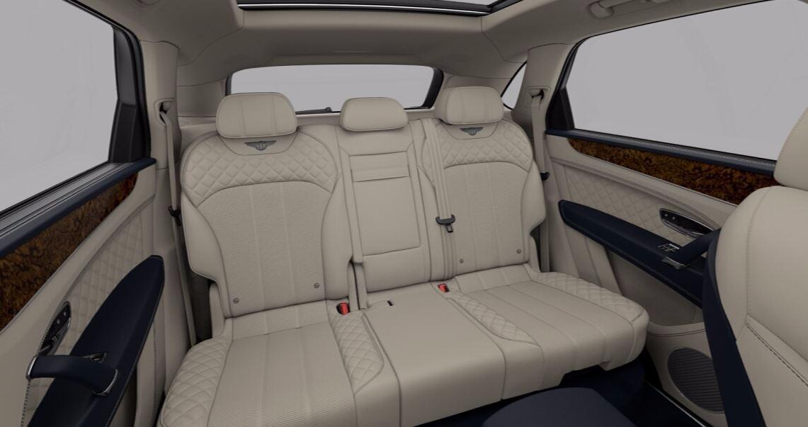 New 2018 Bentley Bentayga Signature For Sale In Westport, CT 1662_p9