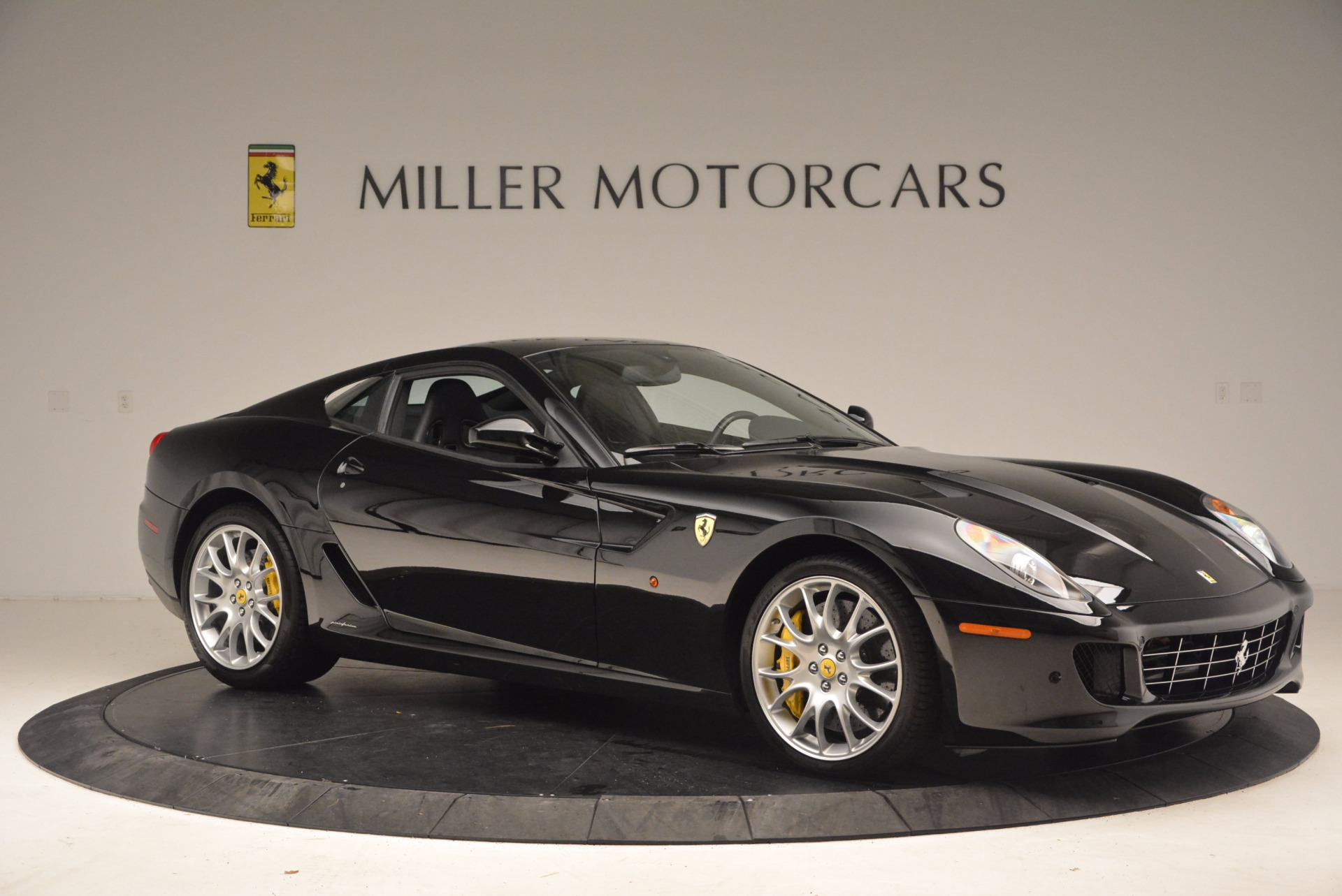 Used 2008 Ferrari 599 GTB Fiorano  For Sale In Westport, CT 1663_p10