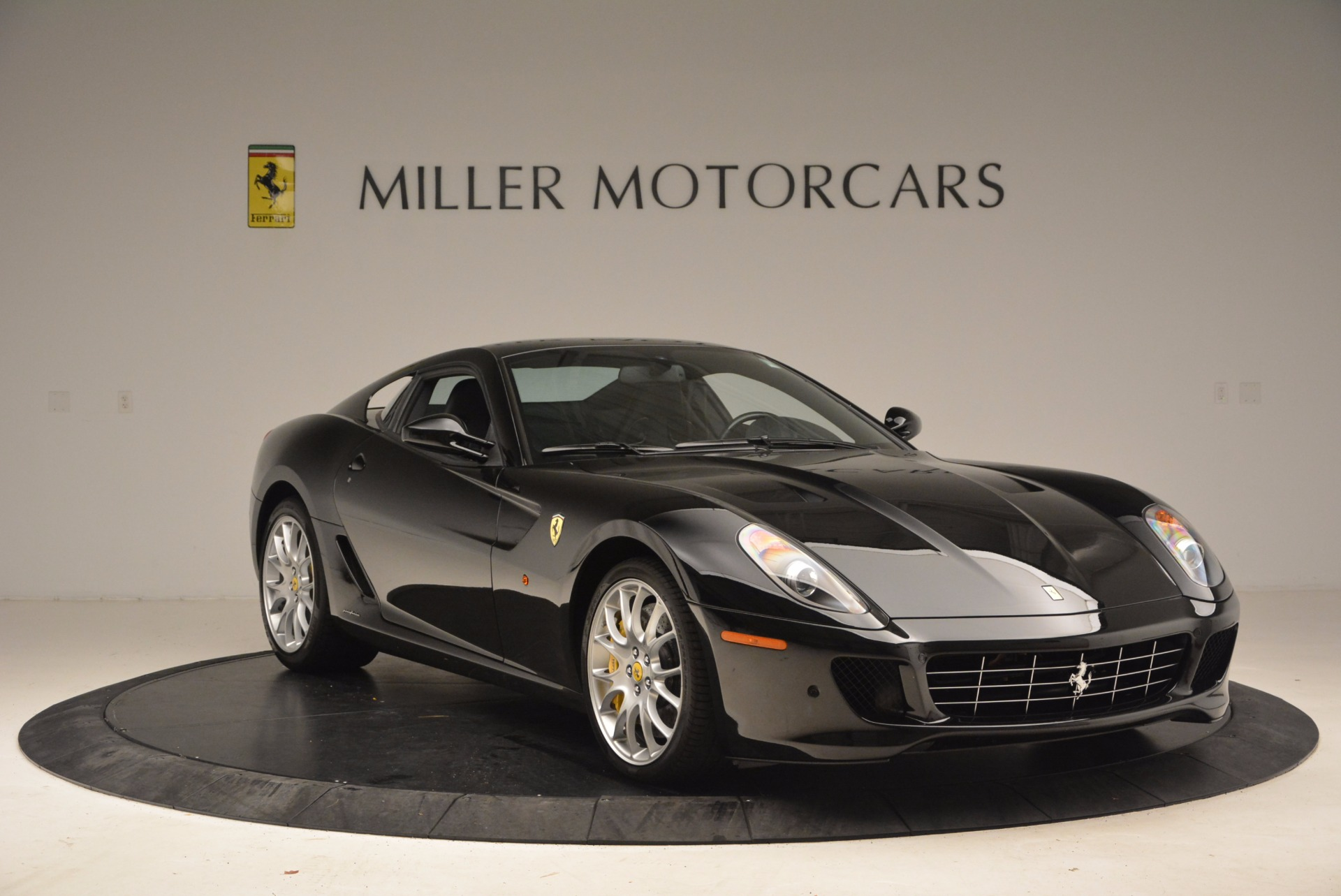 Used 2008 Ferrari 599 GTB Fiorano  For Sale In Westport, CT 1663_p11