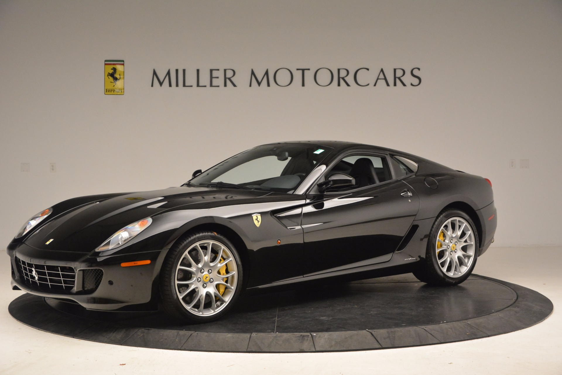 Used 2008 Ferrari 599 GTB Fiorano  For Sale In Westport, CT 1663_p2