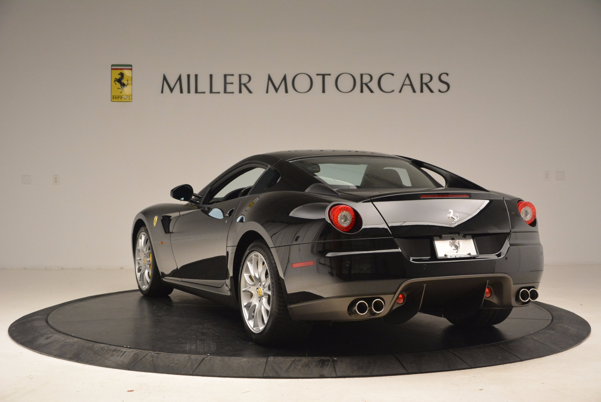 Used 2008 Ferrari 599 GTB Fiorano  For Sale In Westport, CT 1663_p5