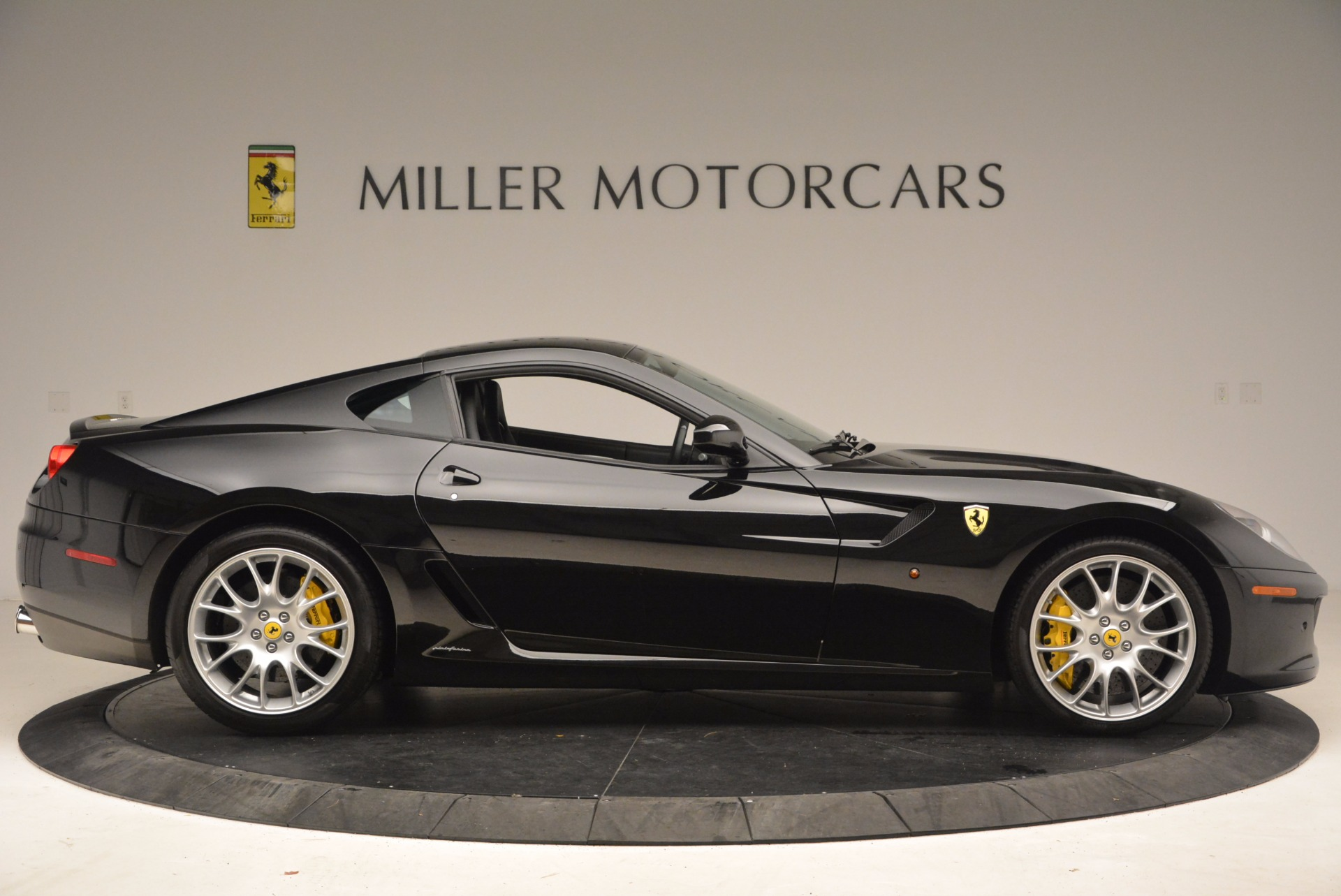 Used 2008 Ferrari 599 GTB Fiorano  For Sale In Westport, CT 1663_p9