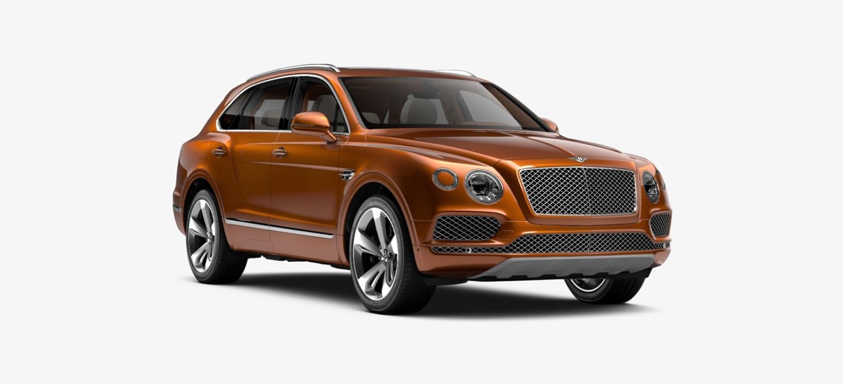 New 2018 Bentley Bentayga Onyx For Sale In Westport, CT 1664_main