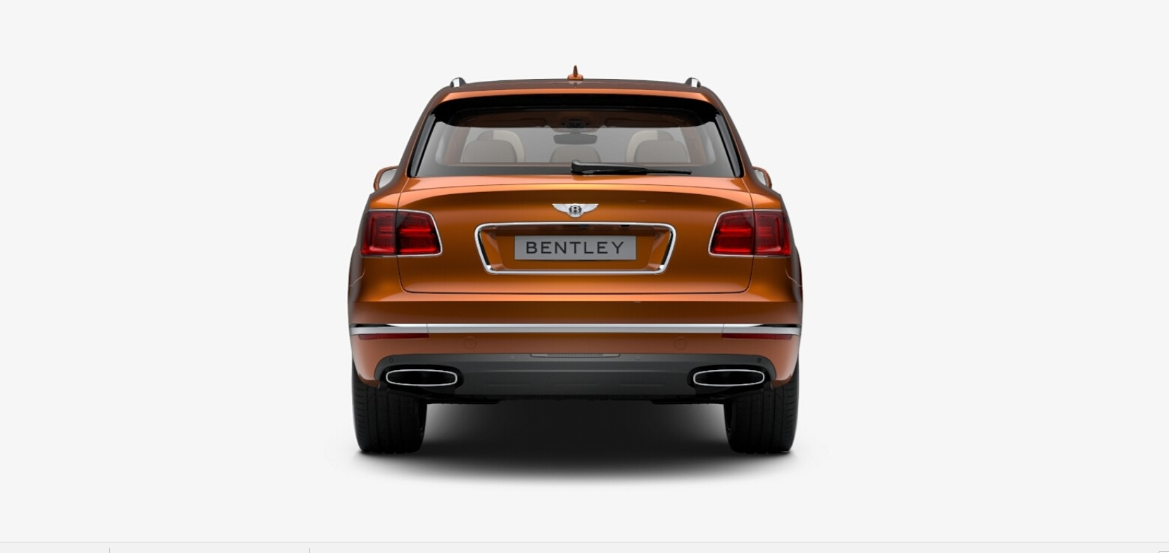 New 2018 Bentley Bentayga Onyx For Sale In Westport, CT 1664_p4