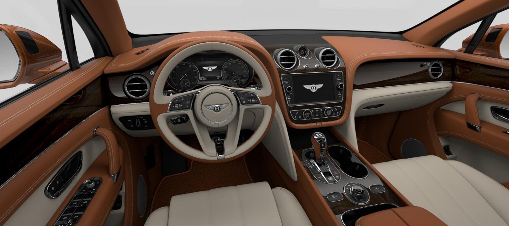 New 2018 Bentley Bentayga Onyx For Sale In Westport, CT 1664_p6
