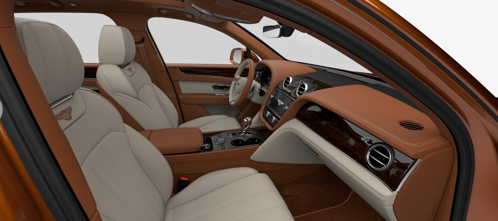 New 2018 Bentley Bentayga Onyx For Sale In Westport, CT 1664_p7