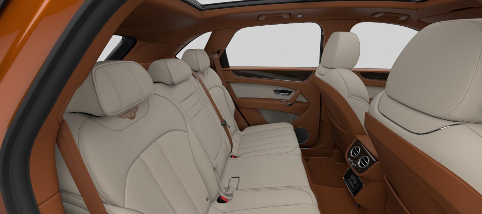 New 2018 Bentley Bentayga Onyx For Sale In Westport, CT 1664_p8