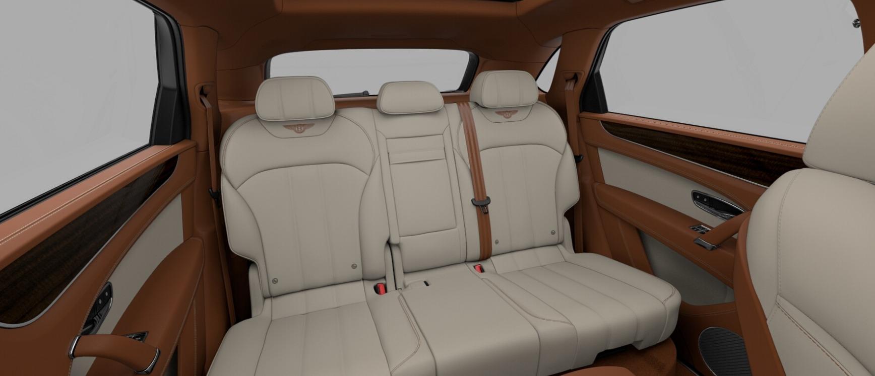 New 2018 Bentley Bentayga Onyx For Sale In Westport, CT 1664_p9